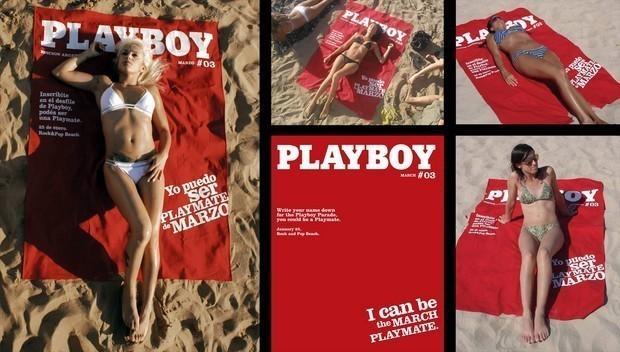 Playboy Argentīnas aģentūra... Autors: Sister Reklāma