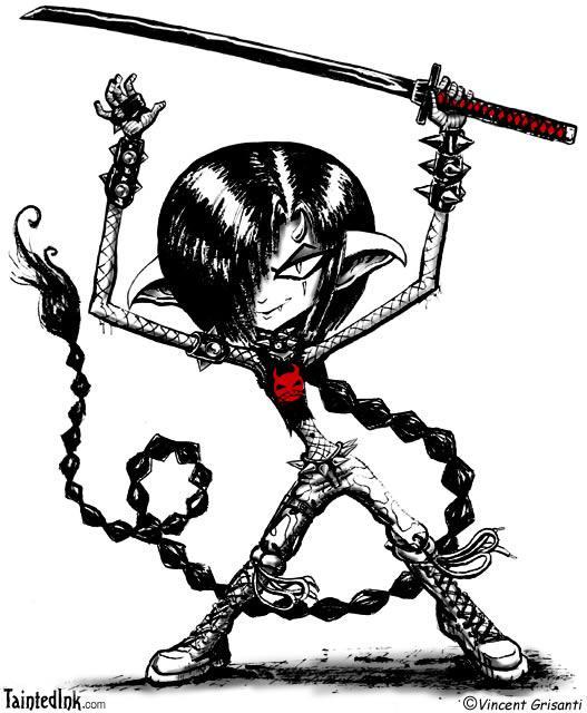 Shinobu Mouryou Vecums 10 acis... Autors: neona Reiko - mazais ļaunums