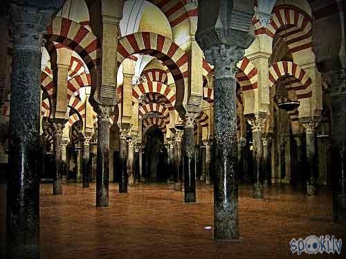 La Mezquita Crdoba... Autors: whateverusay 15 pasaules vietas,ko kādreiz vajadzētu aplūkot.