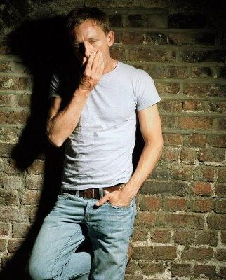 4 Daniels Kreigs Daniel Craig... Autors: Piss In The Wind Vīriešu TOP25 by Cosmopolitan