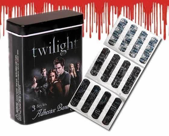 Twilight plāksteri Varu derēt... Autors: ainiss13 9 stulbākie Twilight produkti