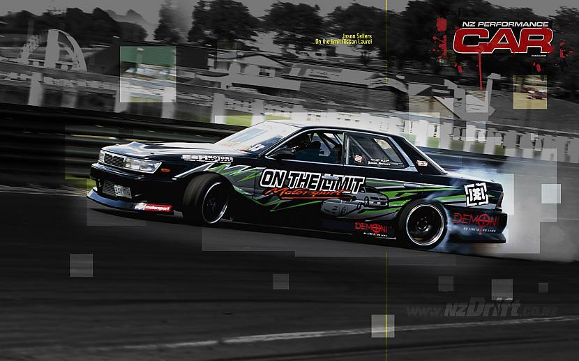 Nissan Laurel Autors: shadow118 Drifts 3. daļa - Mašīnas