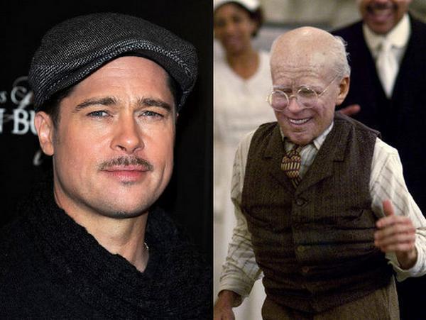 Brad Pitt quotThe Curious Case... Autors: Snakebite Neticamas aktieru pārvērtības...