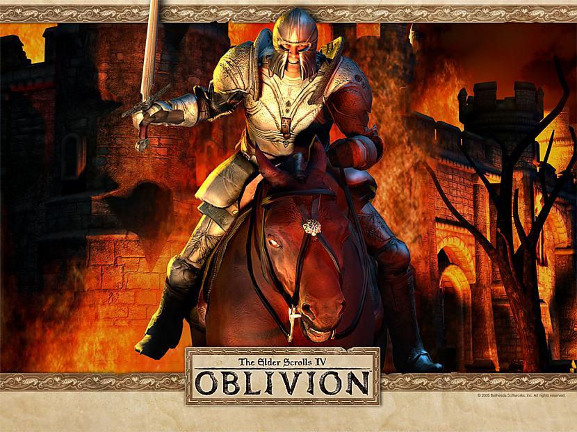 The Elder scrools IV ... Autors: Nightmare123 Datorspēles
