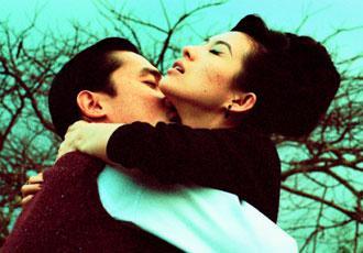 Megija Čeuna un Tonijs Leuns... Autors: CoffeeBreak 10 romantiskākie ekrāna partneri
