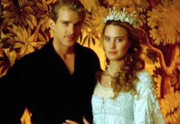 Robina Raita un Kerijs Elvss... Autors: CoffeeBreak 10 romantiskākie ekrāna partneri