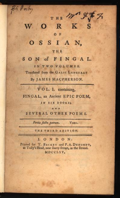 7VIETA Osiana poēmas Eiropas... Autors: Jon Snow 10 lielākie viltojumi pasaules vēsturē!!!