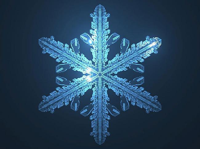 Sniegpārslas veidojas kad ir... Autors: MONTANNA Daži Fakti