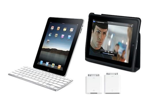 Šai ierīcei ir arī aksesuāri... Autors: KOREJIETE Apple iPad