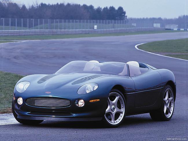 1998 Jaguar XK180 Autors: SalvadorsDali Jaguar attīstība