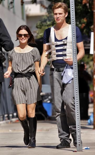 Rachel Bilson un Hayden... Autors: princeSS /Kuras slavenības 2010 gadā izšķīrušās?/