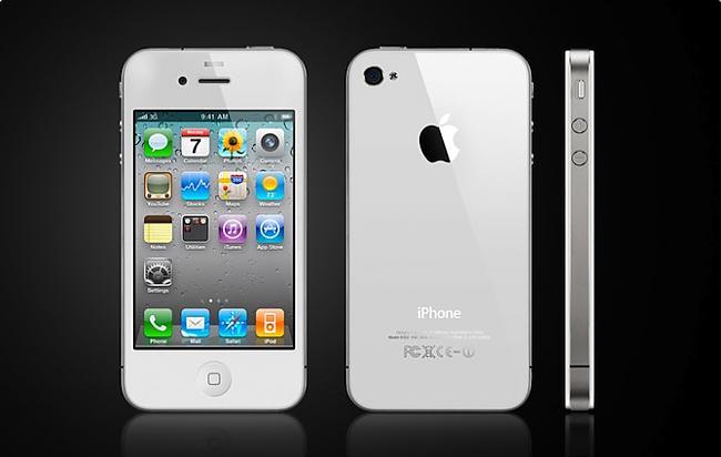 iPhone4 White Autors: wiesis iPhone 4