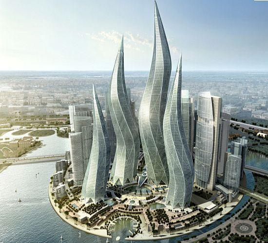 Dubai towers  Dubajas torņi... Autors: XereX Megaprojekti: Dubaja