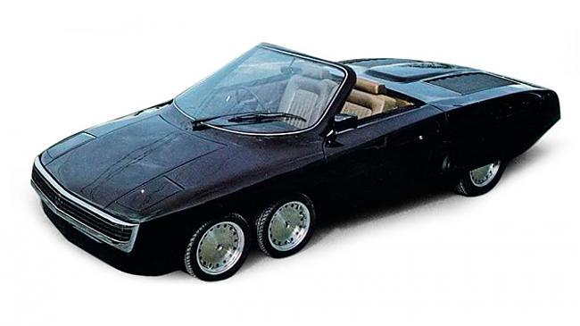Šīs mašīnas dizainers ir... Autors: eriQ Panther 6