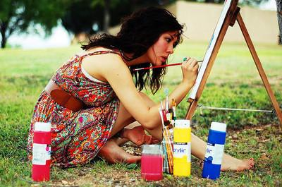 Painting is just another way... Autors: BeautifulChaos Work Of Art