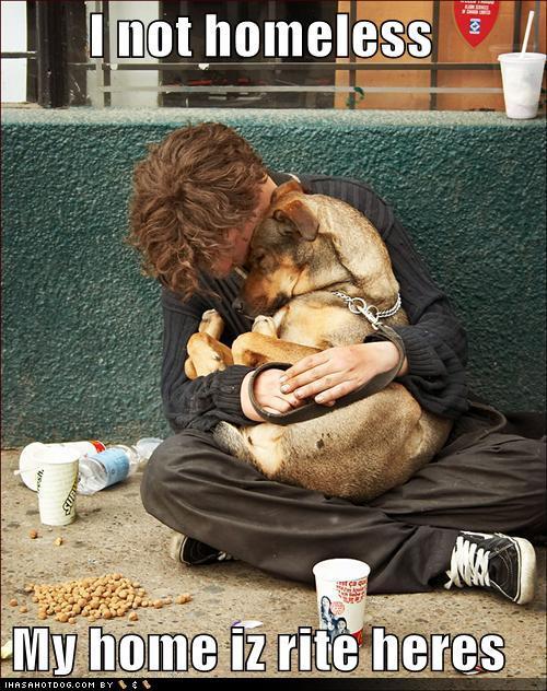 pamanīju guļošu bezpajumtnieku... Autors: fiina efīts mans pasaulīts