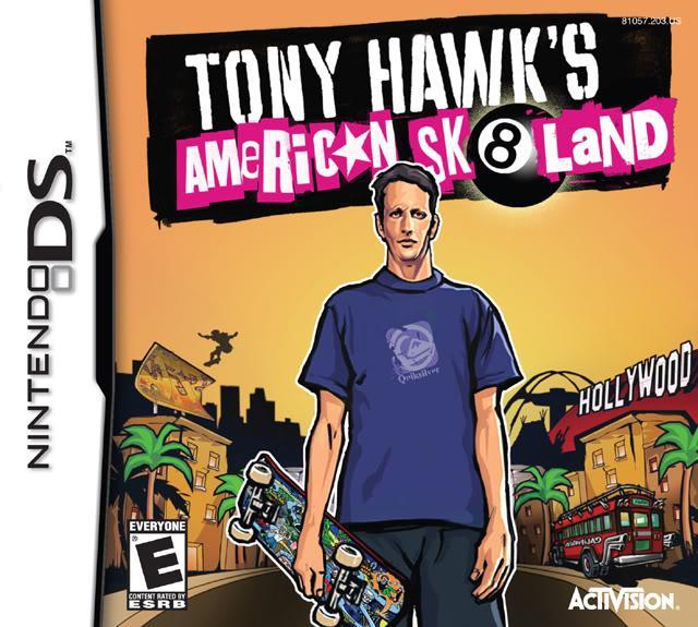 Izlaišanas gads  2005 ... Autors: galdinsh Tony Hawk series covers