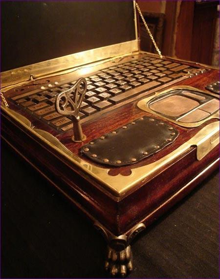 portatīvais dators Autors: Elx666 Steampunk - pirmā daļa
