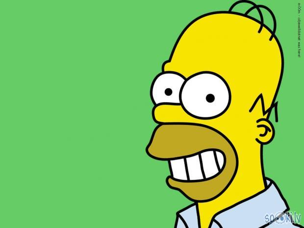 Autors: candy. Simpsonu vēsture.