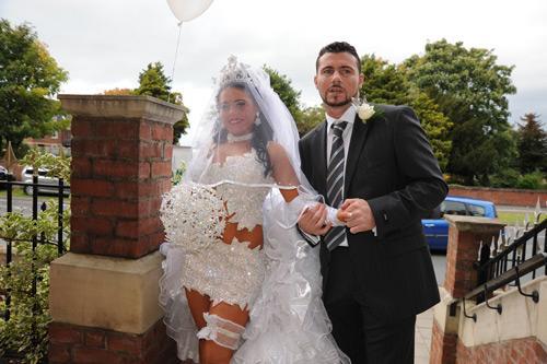 Autors: sincahi bezgaumīgākās kāzas