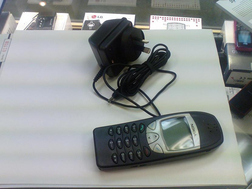 Nokia 6210 Ir dzirdēts ka... Autors: exe TELEnostaļģija2.