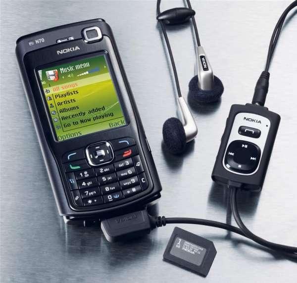 Nokia N70 Pirmais nokia n... Autors: exe TELEnostaļģija3.