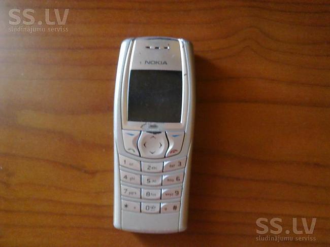 Nokia 6610 Vienkāršs parocīgs... Autors: exe TELEnostaļģija3.