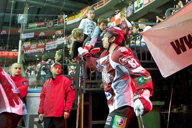 Autors: ak34 Foto: Dinamo Rīga piekāpjas Spartakam