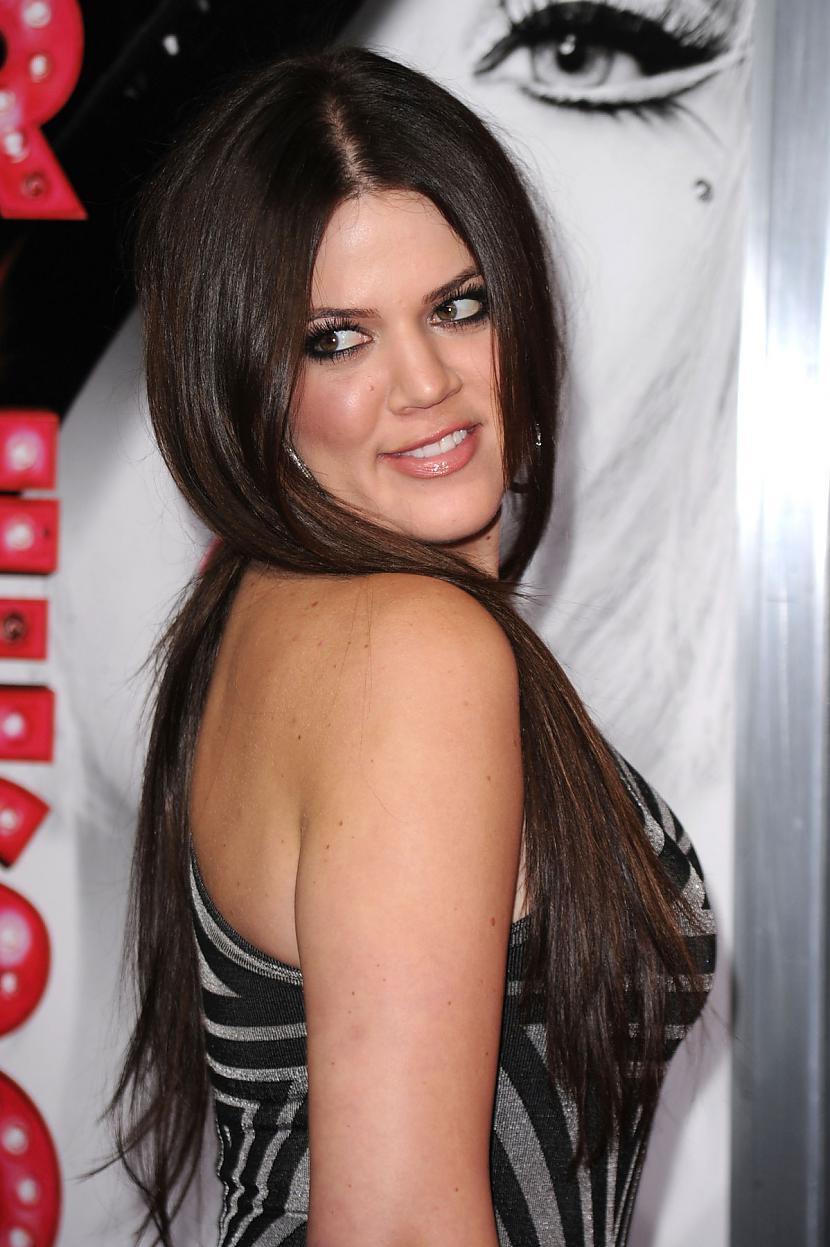 Khloe Kardashian zaudēja... Autors: feta Slavenības zaudējušas nevainību.