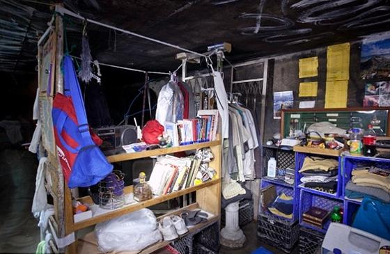 Autors: MONTANNA Cilvēki dzīvo Lasvegasas pazemes tuneļos
