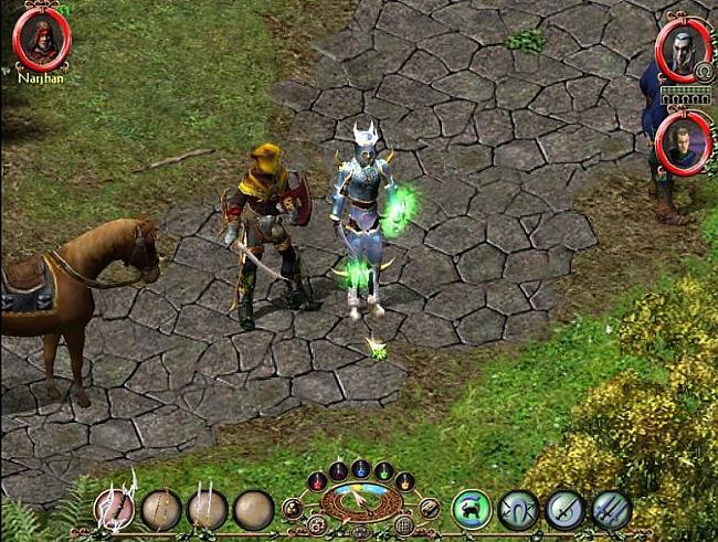 Sacred World of Warcraft sens... Autors: TheMephestopheles Immortal PC games. Ar zemām sistēmas prasībām.