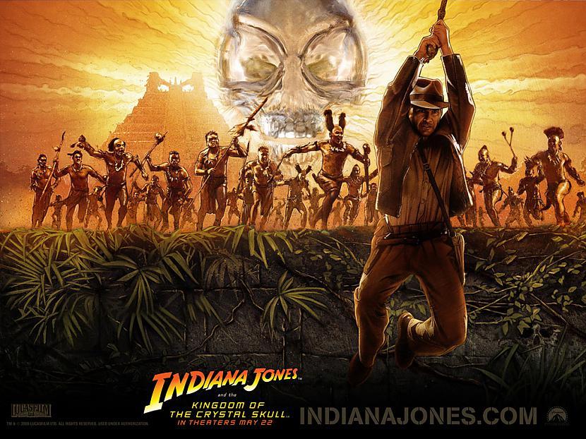 9 Indiana Jones kopējie... Autors: Scat 10 Finansiāli veiksmīgākās filmu sērijas