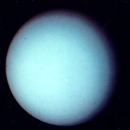 Urāns Tā ir trešā lielākā... Autors: DonPedro interesanti fakti par Saules sistēmu