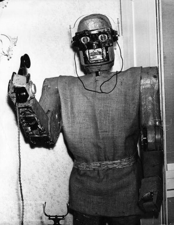 """1964 Robots  telefona... Autors: Lavruhins Reiz tas bija """"ūnikums""""...3"""