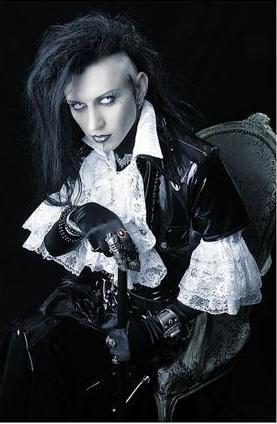 Mūsdienu gotisko kultūru vai... Autors: zabax11 Goti un Gotisms!