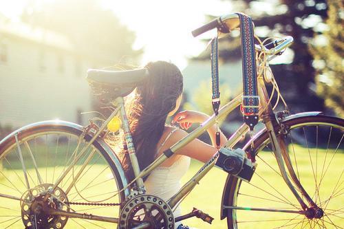 Pabraukājies ar riteni Autors: Kikmeitene Keep it real.*