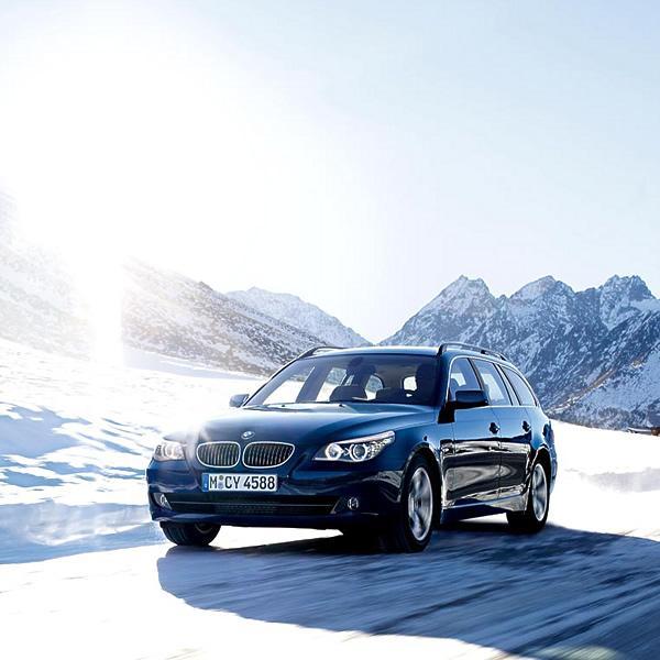 4 VIETA  BMW 535xi Sports... Autors: MONTANNA Top 10 labākās ziemas mašīnas