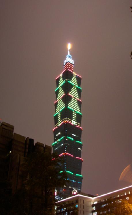Taipei 101 Autors: zhoris 31. decembris vēstures mijā (17.gs - 21.gs)