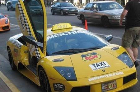 Šis ir tāds pats taksiskā... Autors: Fosilija Krutākie takši pasaulē.