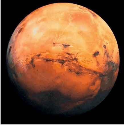 Par un ap šo interesanto... Autors: Tavs Sencis Interesanti fakti par Marsu!