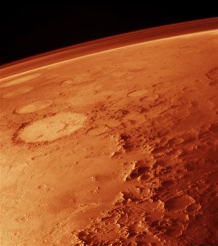 Marsam ir divi pavadoņi gluži... Autors: Tavs Sencis Interesanti fakti par Marsu!