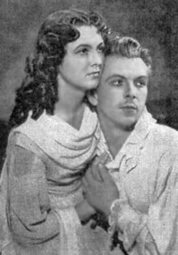 quotRomeo un Džuljetaquot 1953... Autors: Veruschka Latviešu kino aktieri