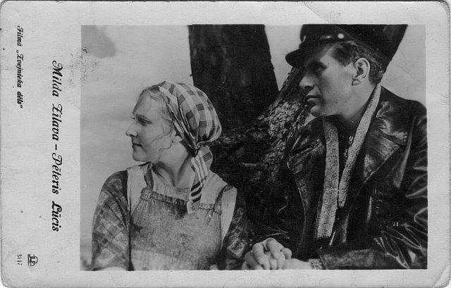 Kad aizvadītā gadsimta... Autors: Veruschka Latviešu kino aktieri