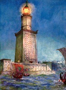 7 Aleksandrijas... Autors: lacukstedy 7 pasaules brīnumi
