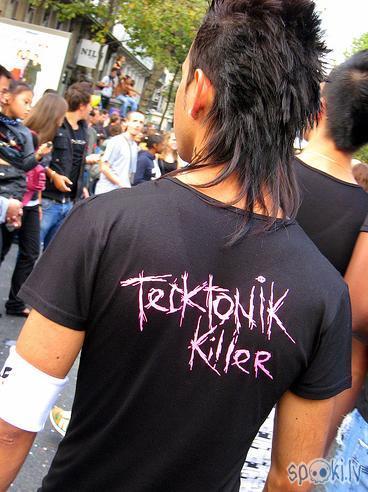 Autors: Krekeris TCK #1