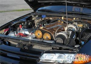 "Autors: zurciits Nissan Skyline GT-R R32"", 1990"