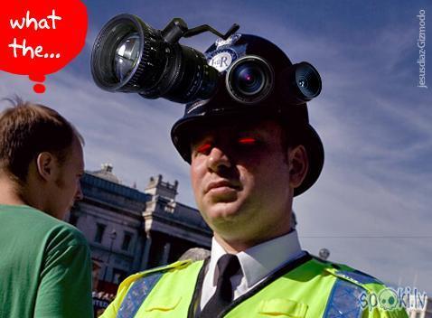 Autors: Kadets Lielbritānijas policisti pazaudējuši īpašumus