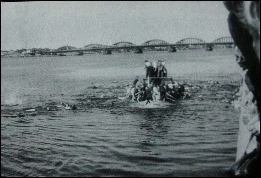 Daugavas TitāniksLielākā upju... Autors: artuu Gadsimta katastrofas Latvijā.