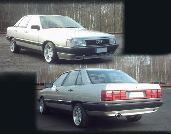 Audi 100 c3 1982  1991Audi 100... Autors: bushy AUDI 100  ... c1 , c2 ,c3  un arii c4