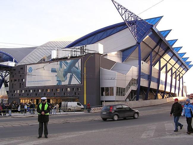 Košices quotSteel Arenaquot... Autors: JankeliS PČ Hokejā 2011